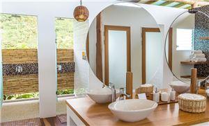 Kinkara Luxury Retreat Santa Elena, San Jose - Experiencia de baño relajada