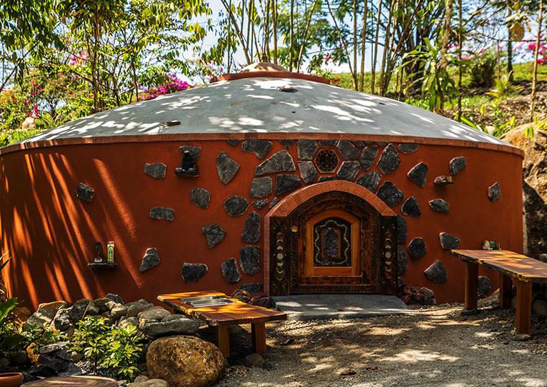 Temazcala en Kinkara Luxury Retreat Santa Elena, San José