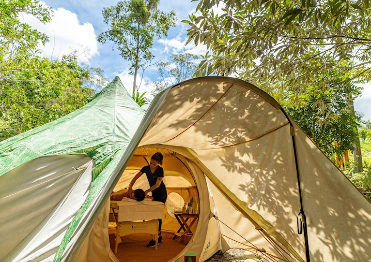 Kinkara Luxury Retreat Santa Elena, San Jose Masaje