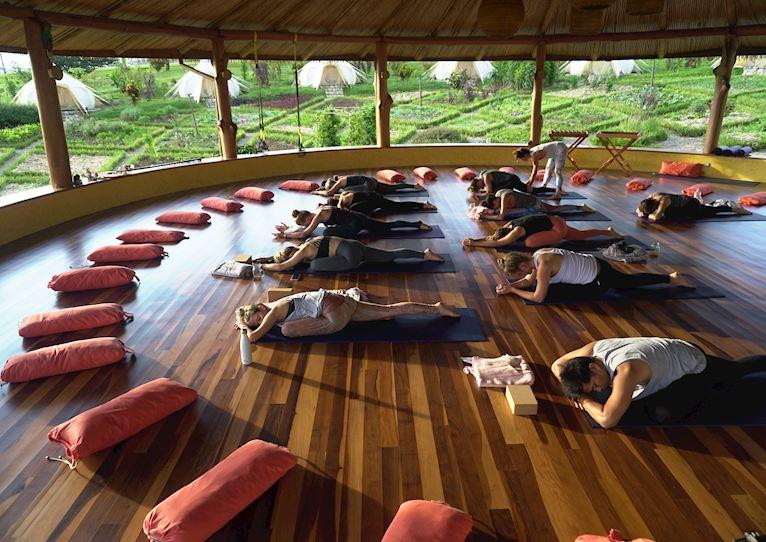 Asista a un retiro organizado en Kinkara Luxury Retreat Santa Elena, San José