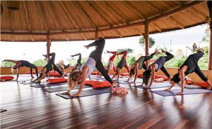 Kinkara Luxury Retreat Santa Elena, San Jose - Develop your Yoga Practice at Kinkara