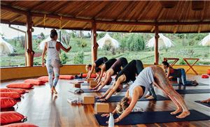 Kinkara Luxury Retreat Santa Elena, San Jose - Yoga Retreats at Kinkara