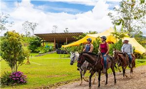 Kinkara Luxury Retreat Santa Elena, San Jose - Horseback Riding at Kinkara