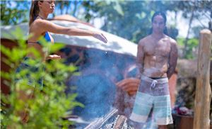 Kinkara Luxury Retreat Santa Elena, San Jose - Temazcal-Inspired Sweat Ceremony