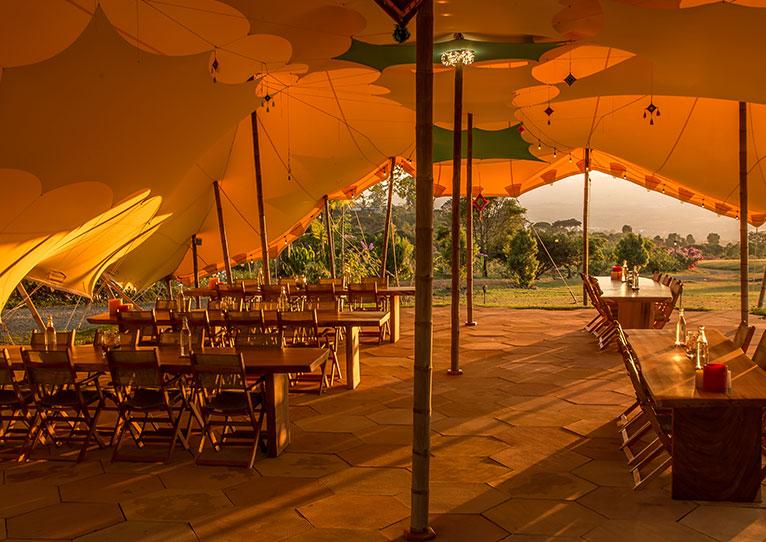 Event Spaces at Kinkara Santa Elena, San Jose