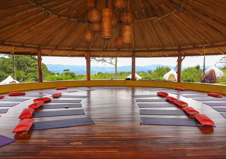 Kinkara Luxury Retreat Santa Elena, San Jose Training Sessions