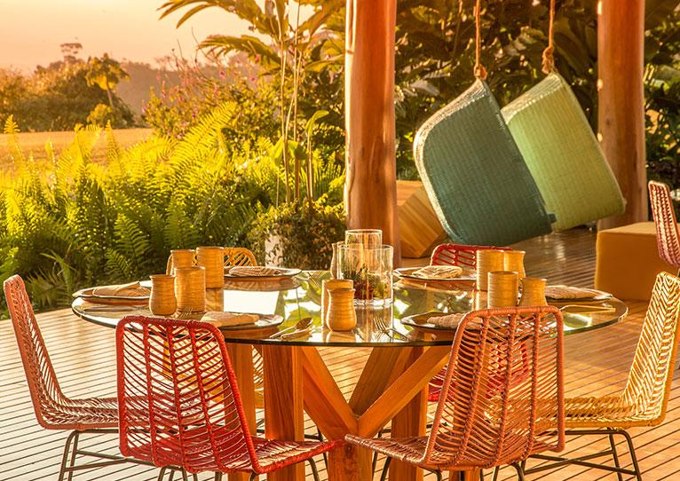 Planning Sessions at Kinkara Luxury Retreat Santa Elena, San Jose