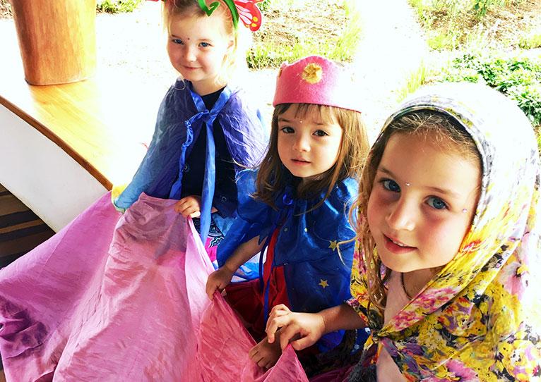 family stay & discovery at kinkara luxury retreat